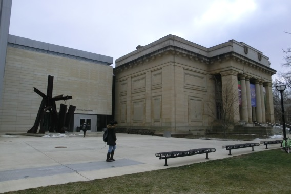Universty of Michigan Museum of Art (UMMA) © Severine Levrel for Art flow